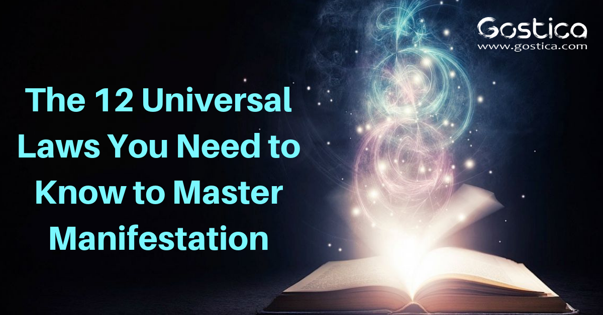 The 12 Universal Laws You Need to Know to Master