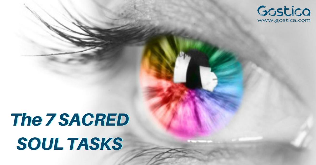 The 7 SACRED SOUL Tasks 1