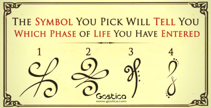 The Symbol You Pick Will Tell You Which Phase of Life You Have Entered 17