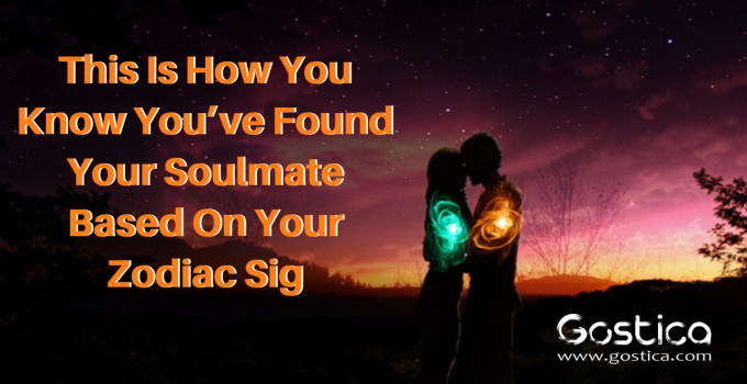 This Is How You Know You've Found Your Soulmate Based On Your Zodiac Sign 16