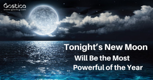 Tonight's New Moon Will Be the Most Powerful of the Year 1