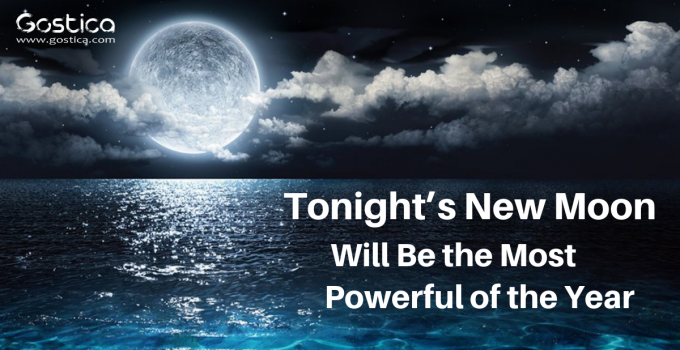 Tonight's New Moon Will Be the Most Powerful of the Year 14