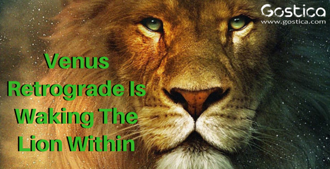 Energy Forecast For October: Venus Retrograde Is Waking The Lion Within 16