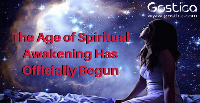 The Age of Spiritual Awakening Has Officially Begun 5