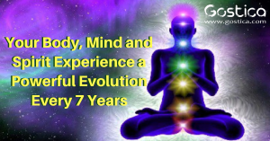 Your Body, Mind and Spirit Experience a Powerful Evolution Every 7 Years 1