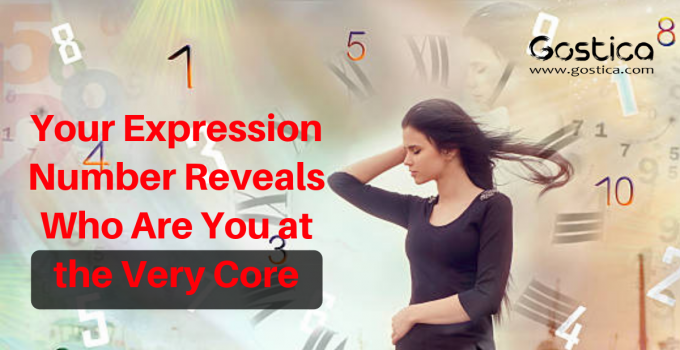 Your Expression Number Reveals Who Are You at the Very Core 7
