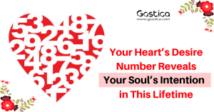 Your Heart's Desire Number Reveals Your Soul's Intention in This Lifetime 1