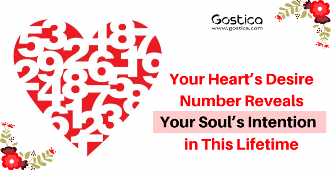 Your Heart's Desire Number Reveals Your Soul's Intention in This Lifetime 4