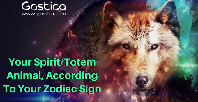 Your Spirit/Totem Animal, According To Your Zodiac Sign 24