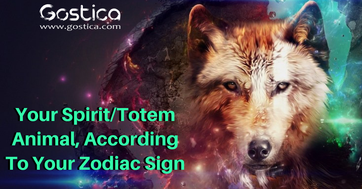 Your Spirit/Totem Animal, According To Your Zodiac Sign 1