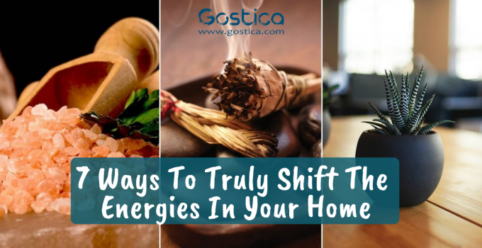 7 Ways To Truly Shift The Energies In Your Home
