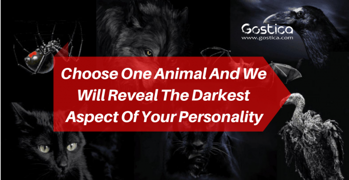 Choose One Animal And We Will Reveal The Darkest Aspect Of Your Personality