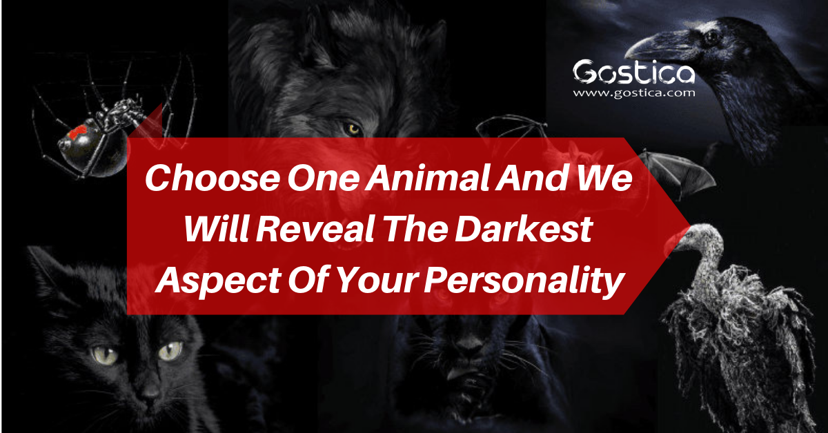 Choose One Animal And We Will Reveal The Darkest Aspect Of Your Personality 1