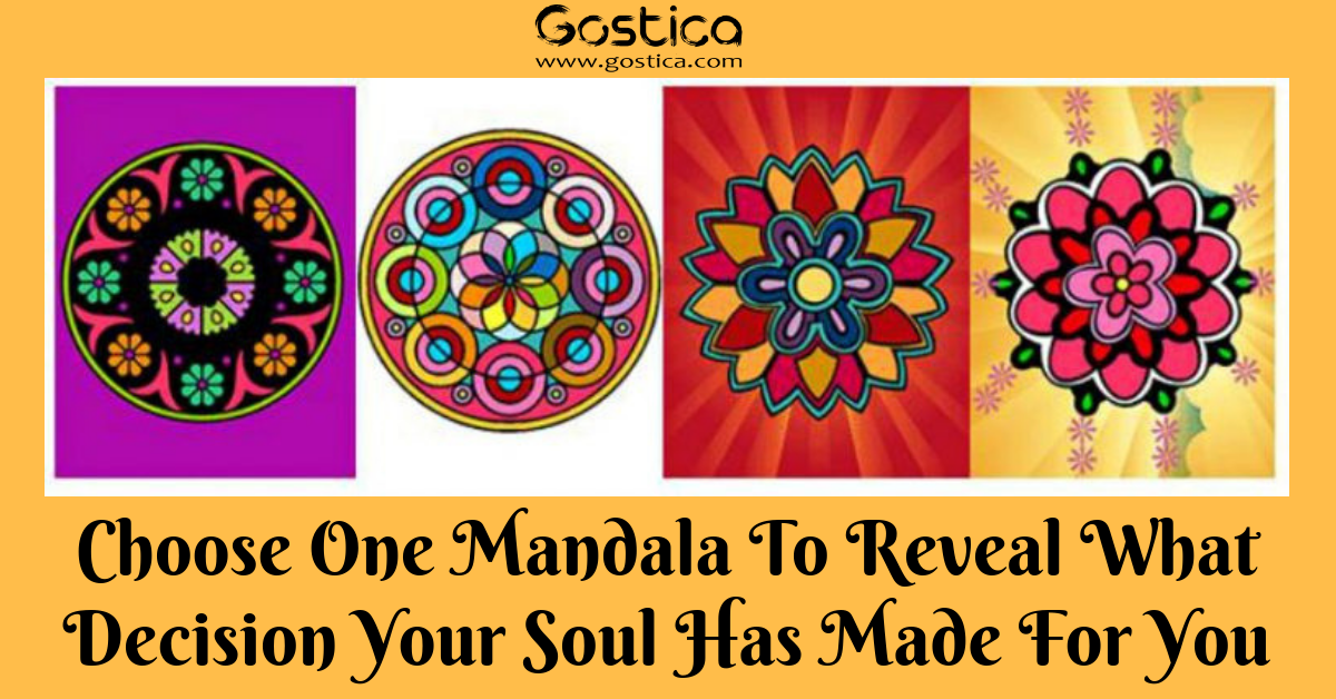 Choose One Mandala To Reveal What Decision Your Soul Has Made For You 1
