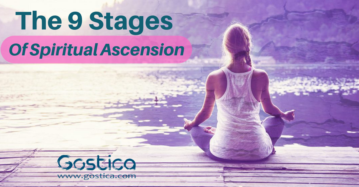 The 9 Stages Of Spiritual Ascension 1