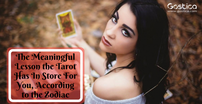 The Meaningful Lesson the Tarot Has In Store For You, According to the Zodiac