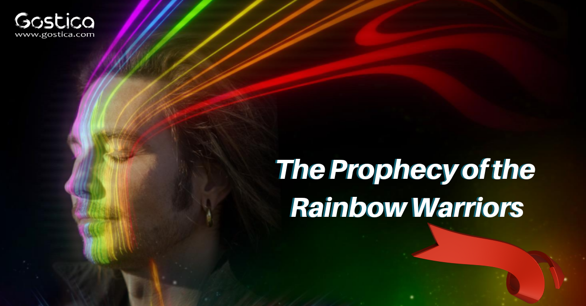The Prophecy of the Rainbow Warriors 1