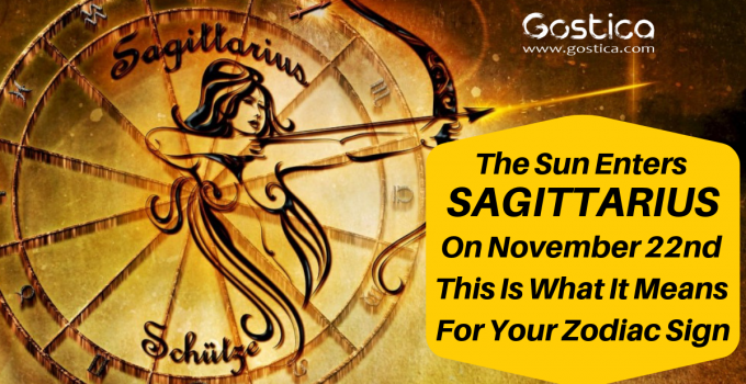 The Sun Enters Sagittarius On November 22nd – This Is What It Means For Your Zodiac Sign