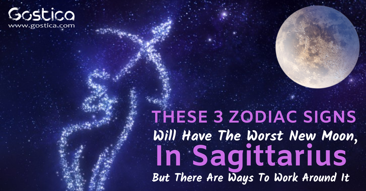 These 3 Zodiac Signs Will Have The Worst New Moon In