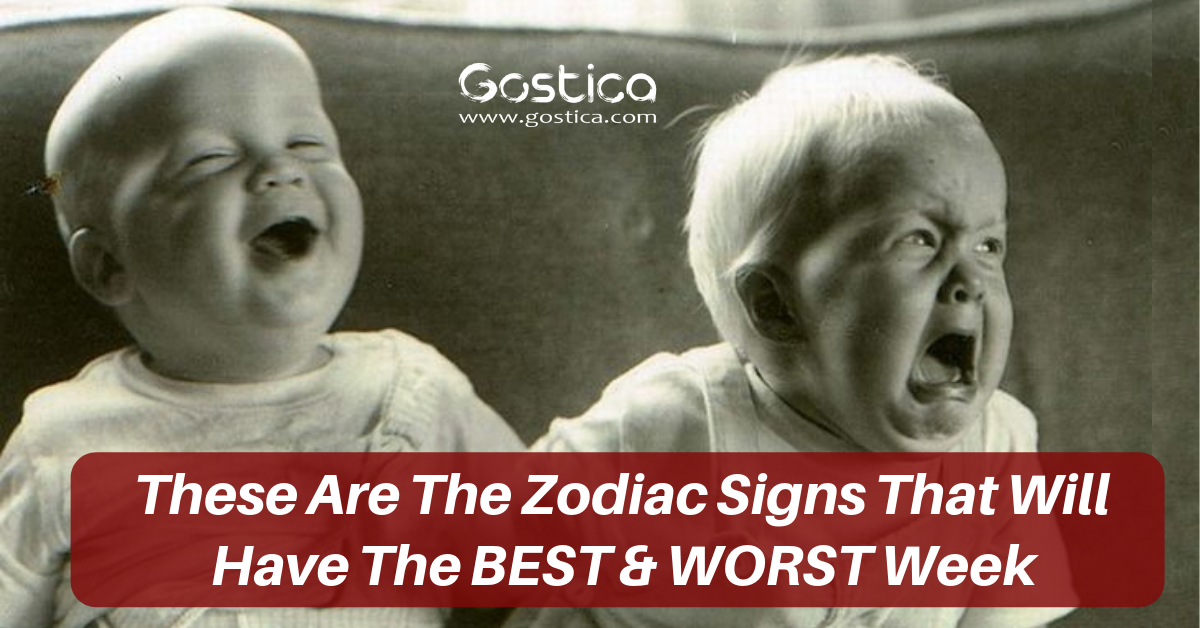 These Are The Zodiac Signs That Will Have The Best & Worst Week