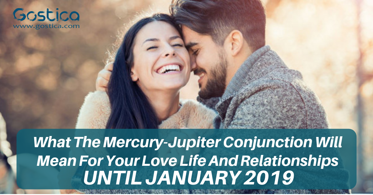 What The Mercury-Jupiter Conjunction Will Mean For Your Love Life And Relationships Until January 2019