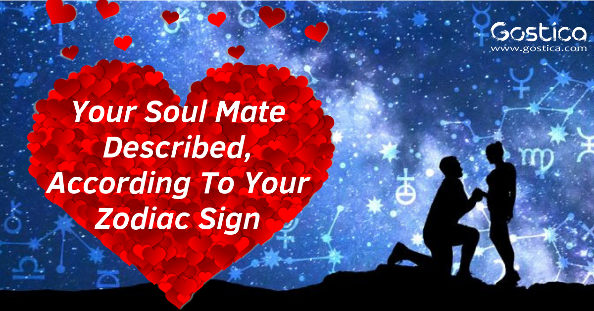 Your Soul Mate Described, According To Your Zodiac Sign