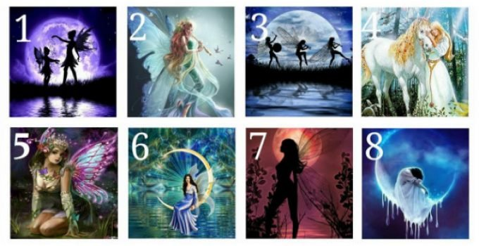 Pick Your Favorite Fairy to Reveal a Positive Message To Inspire You to Improve Your Life