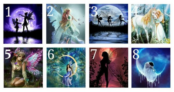 Pick Your Favorite Fairy to Reveal a Positive Message To Inspire You to Improve Your Life 1