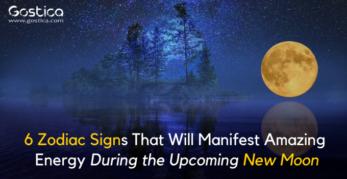 6 Zodiac Signs That Will Manifest Amazing Energy During the Upcoming New Moon 3