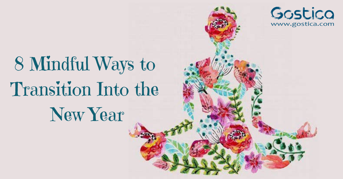 8 Mindful Ways to Transition Into the New Year 1