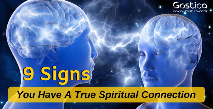 9 Signs You Have A True Spiritual Connection 1