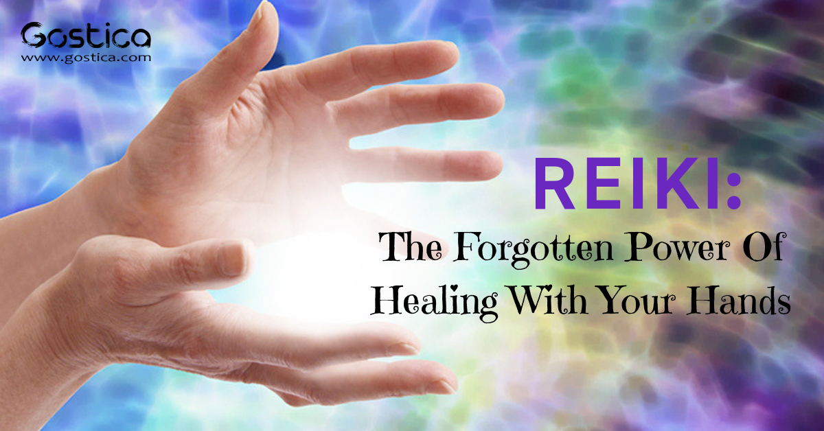 Reiki: The Forgotten Power Of Healing With Your Hands 1