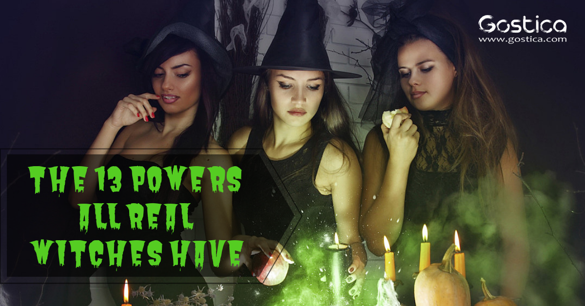 The 13 Powers All Real Witches Have 1
