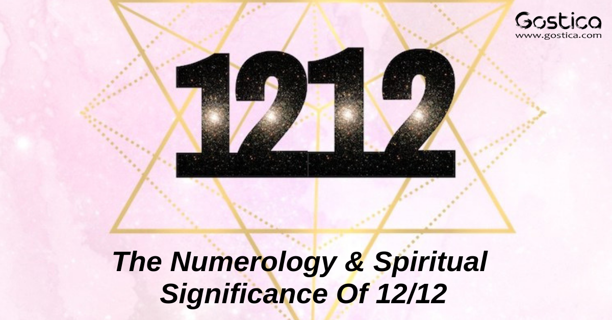The Numerology & Spiritual Significance Of 12/12 1