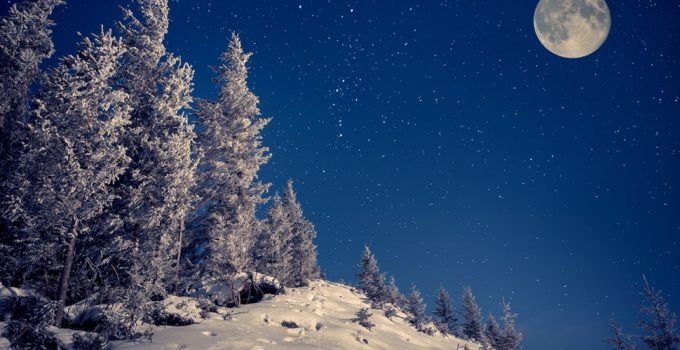 We Are All In For A Rare Treat, As December's Full Moon Will Coincide With The Winter Solstice