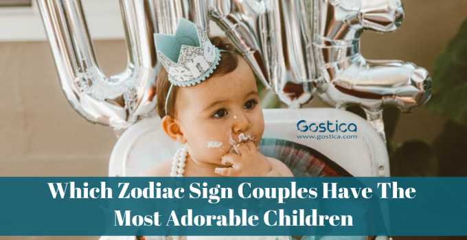 Which Zodiac Sign Couples Have The Most Adorable Children