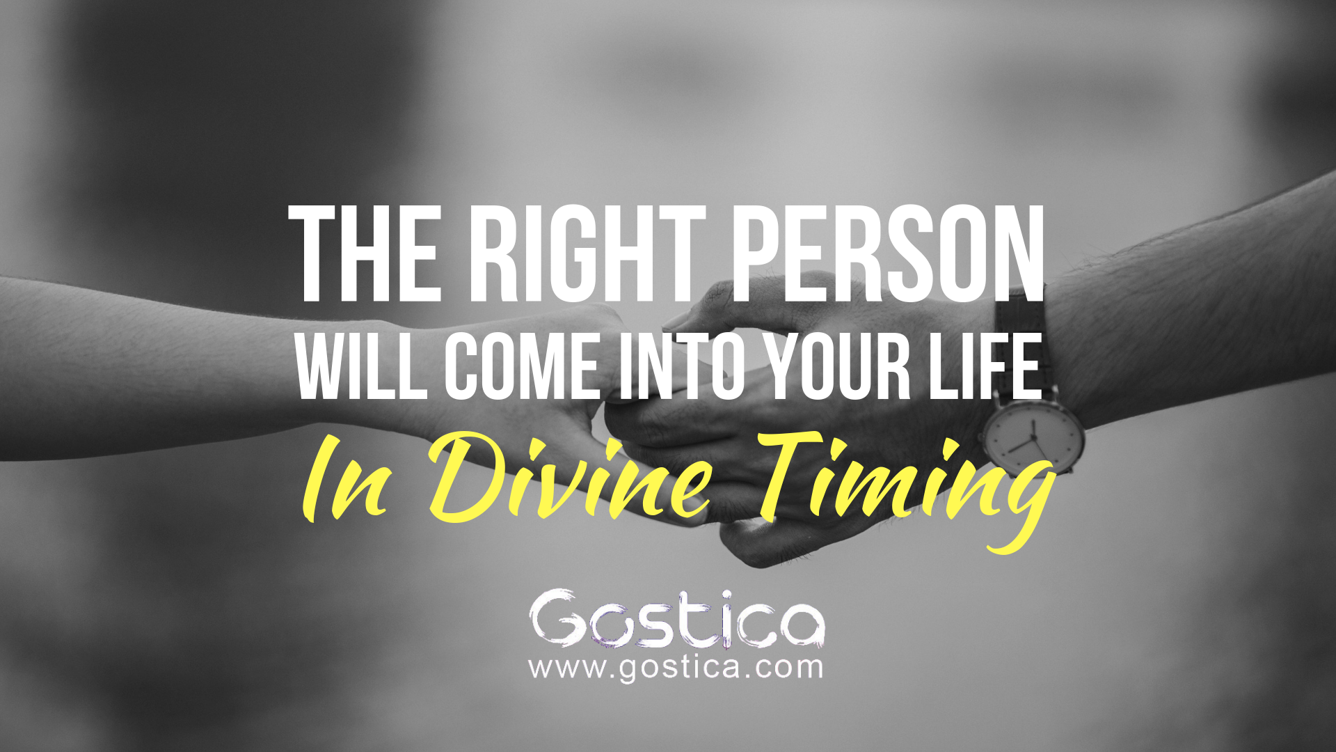 Divine Timing, Divine
