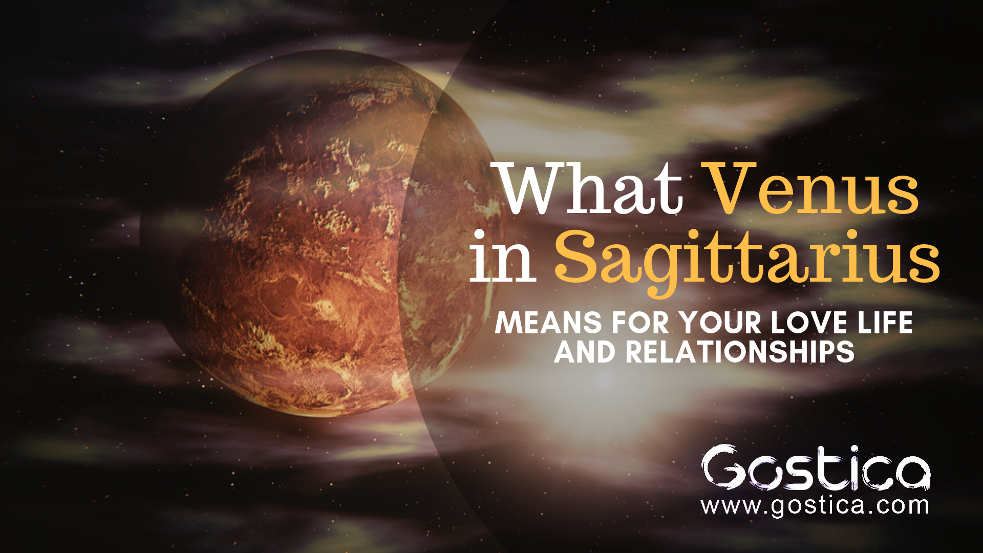 What The Venus In Sagittarius Means For Your Love Life And