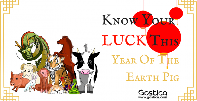 Year Of The Lucky Pig: Chinese Horoscope for 2019 1