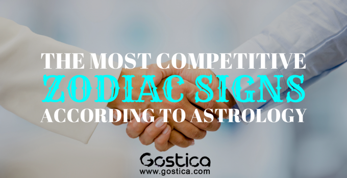 The Most Competitive Zodiac Signs, According To Astrology 1