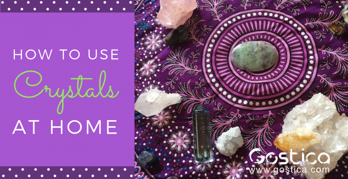 How To Give Your Entire House An Energy Makeover Using Crystals 1