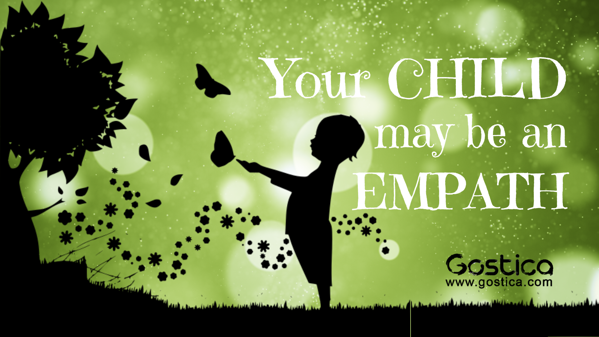 empath, child empath