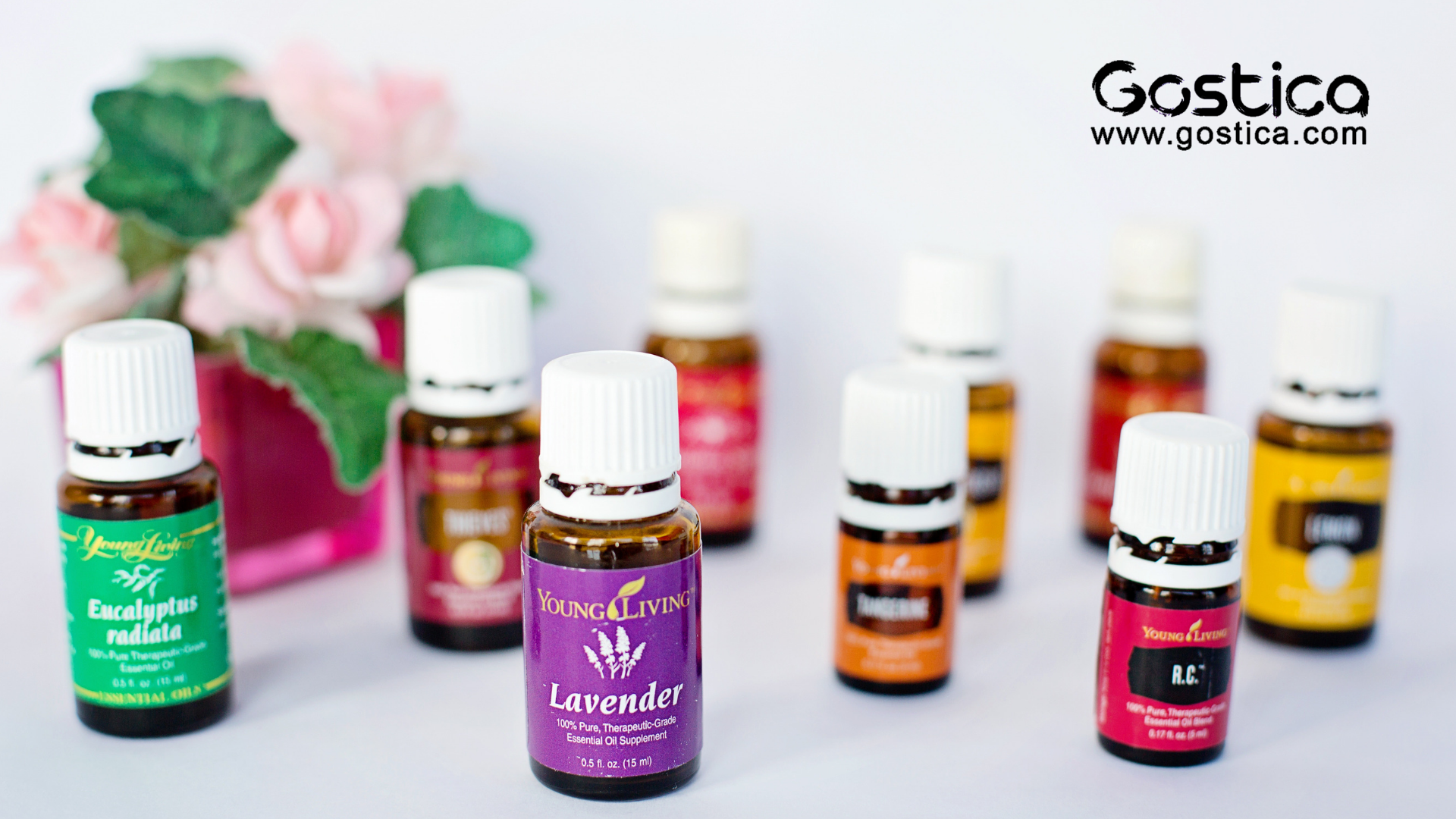 essential oils, negative energy