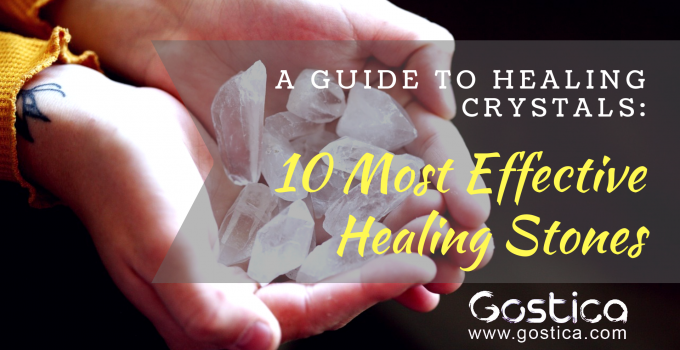 A Guide To Healing Crystals: 10 Most Effective Healing Stones 2