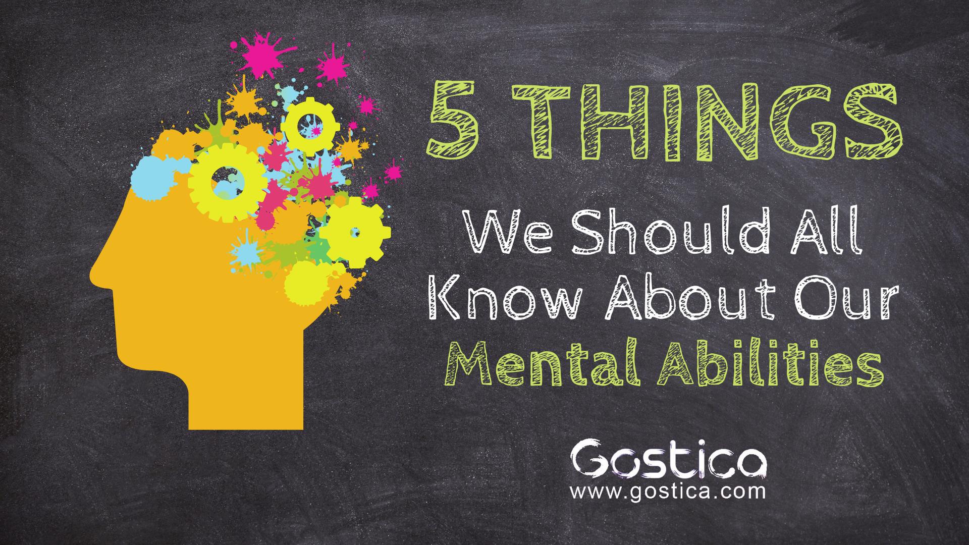 mental abilities