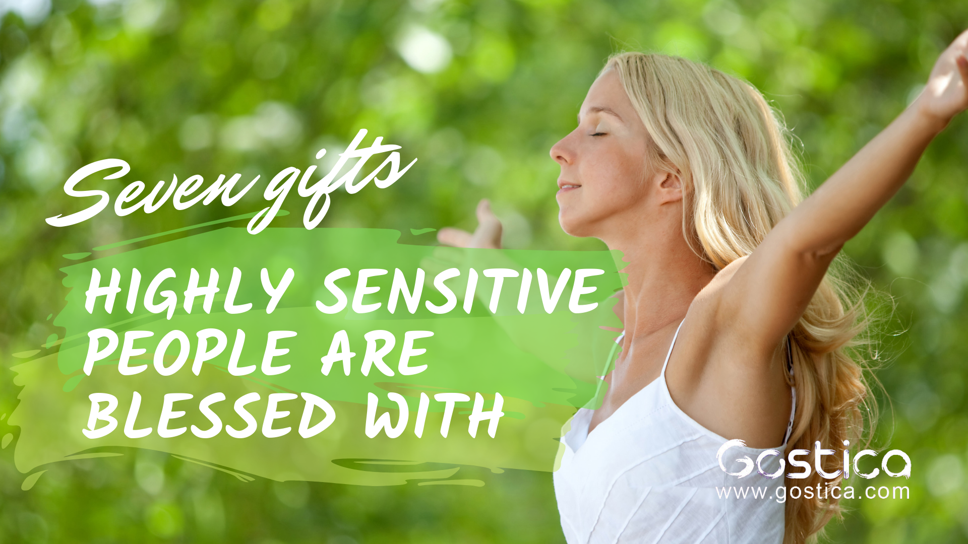 sensitive people, sensitive