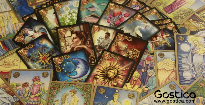 Tarot Cards: When Stressed, Anxious & Uncertainty Prevails 1