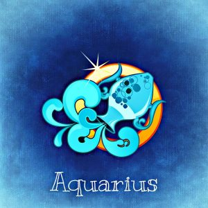 zodiac sign, aquarius
