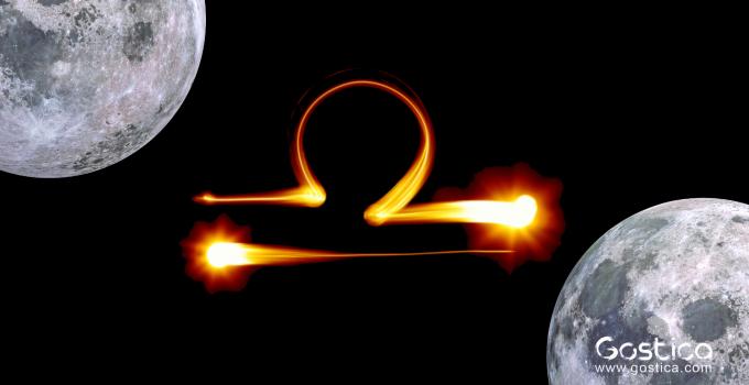 Libra full moons