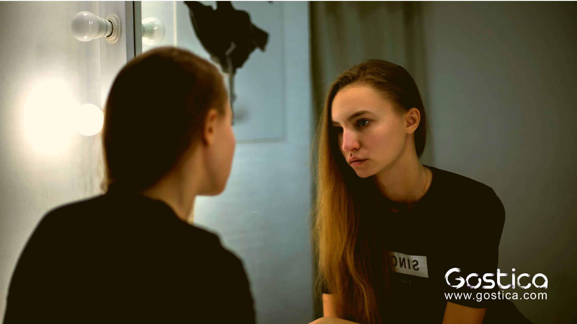 mirror meditation